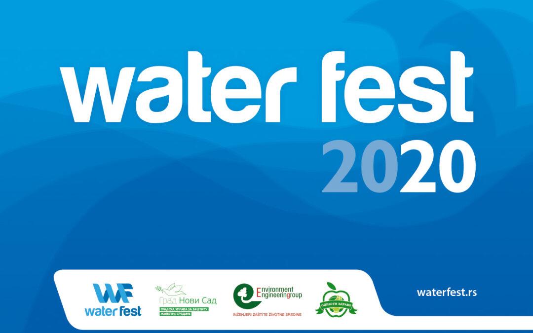 """Kviz znanja """"WATER FEST 2020"""""""