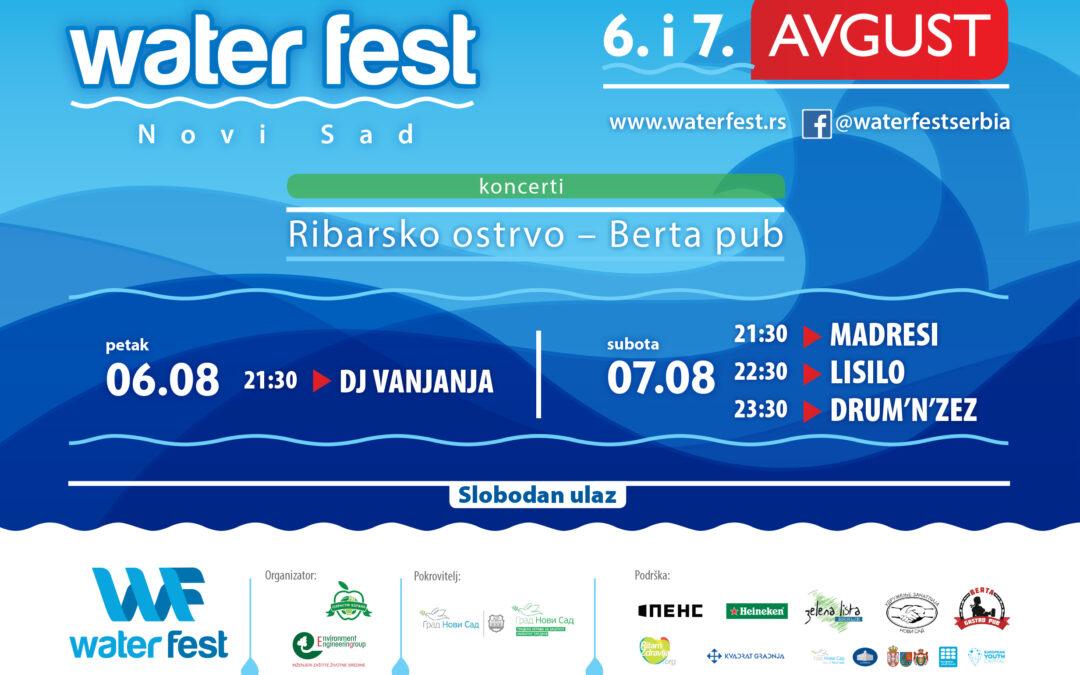 """""""WATER FEST 2021"""""""
